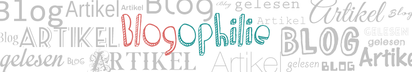 blogophilie