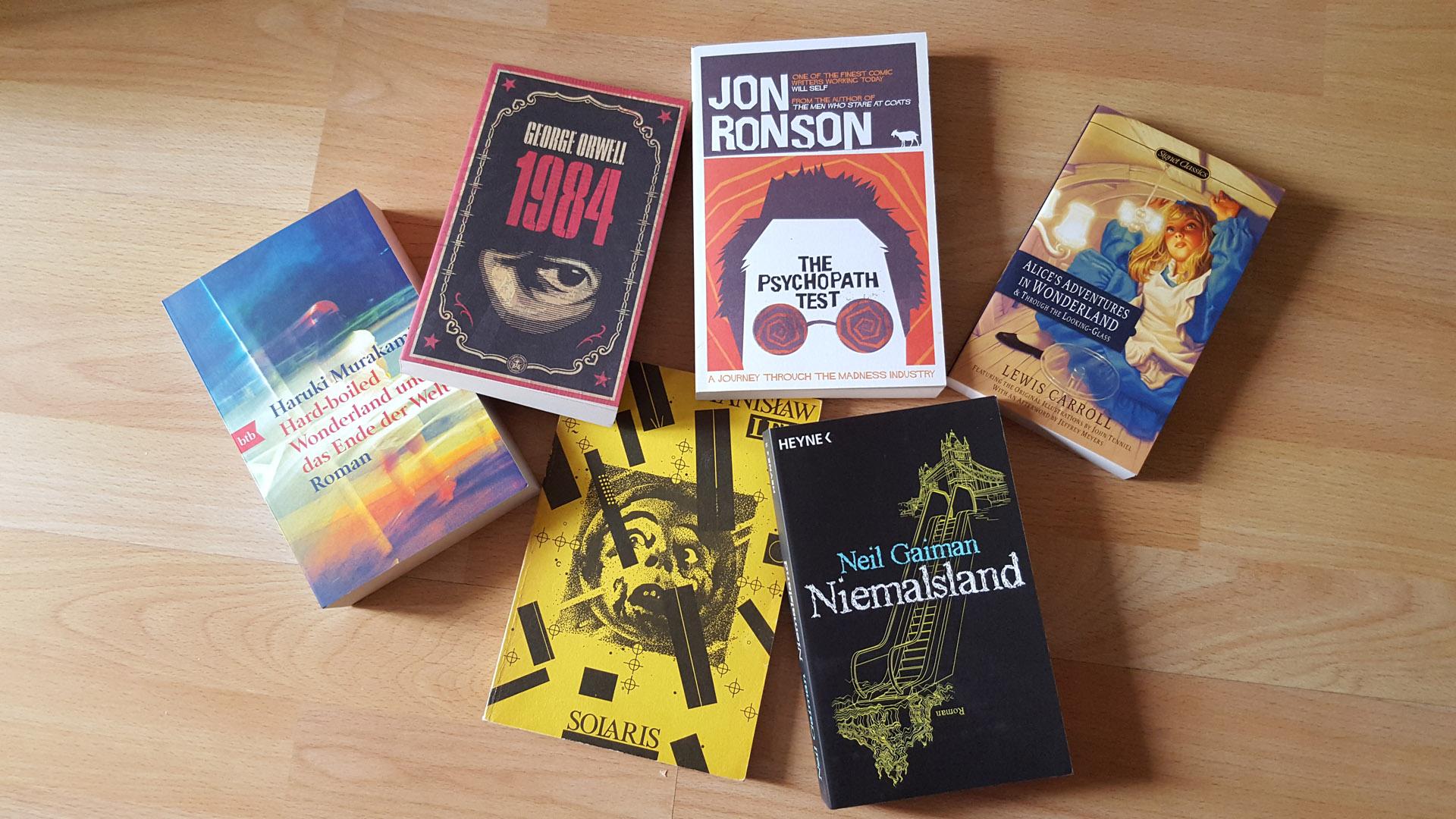 Bücher-2016